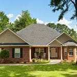 Lovely Brick Home in Rural Location
